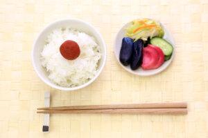 コンセプト|美味しい米と漬物があればいい
